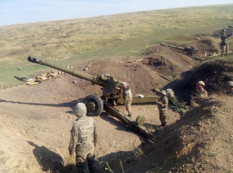 Карабахский конфликт не урегулирован