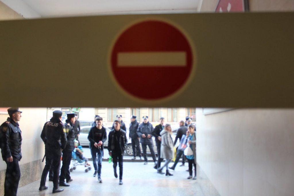 Заблокированные сайты в Азербайджане