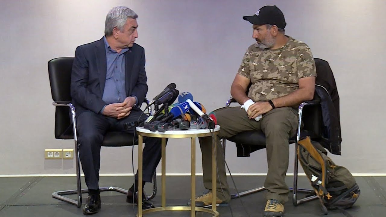 Comments on Serzh Sargsyan's Interview