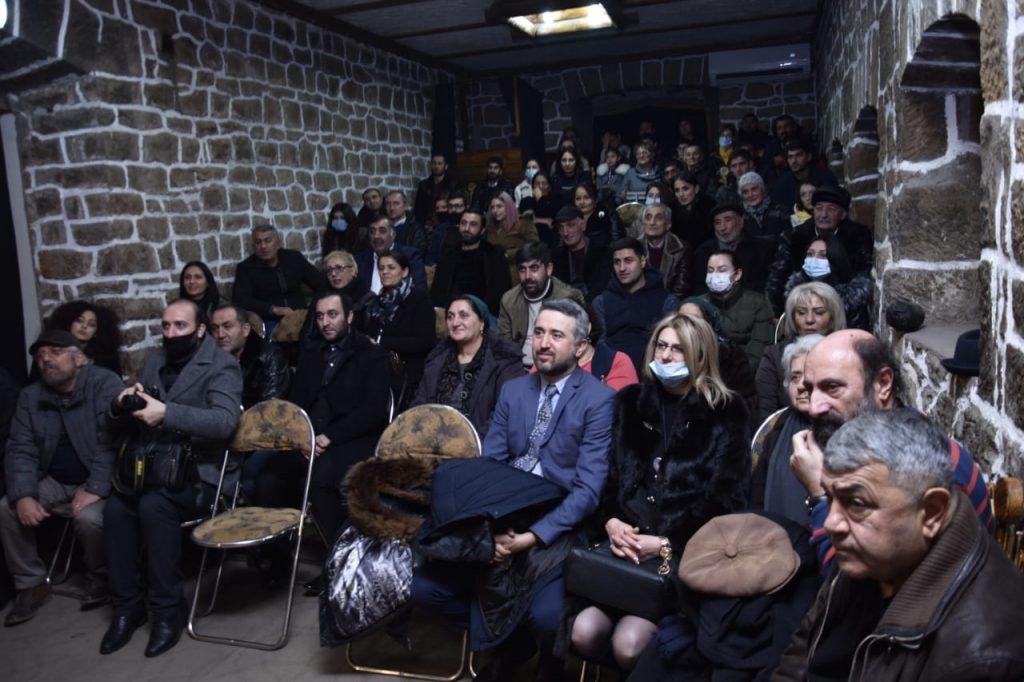Yazidi theater, Karabakh war, actor, women on stage, performance, Yezidis in Armenia, Yezidis, Yezidis participants in the Karabakh war, Armenian news,