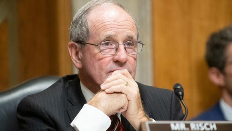 Senator Jim Risch. Senate SSA o crisis in Georgia