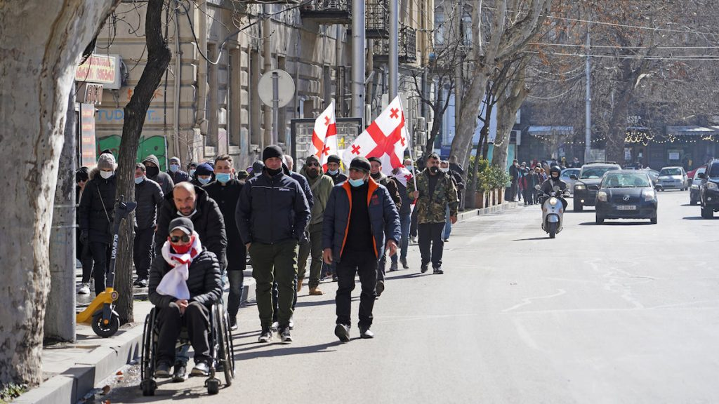 Freedom House: рейтинг Грузии ухудшился. Тбилиси, Давид Пипиа / JAMnews