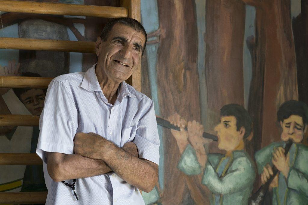 Фотоистория из дома престарелых в Ереване
