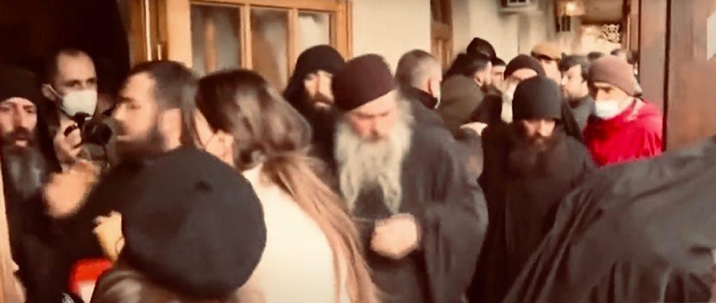 Споры в Чкондидской епархии
