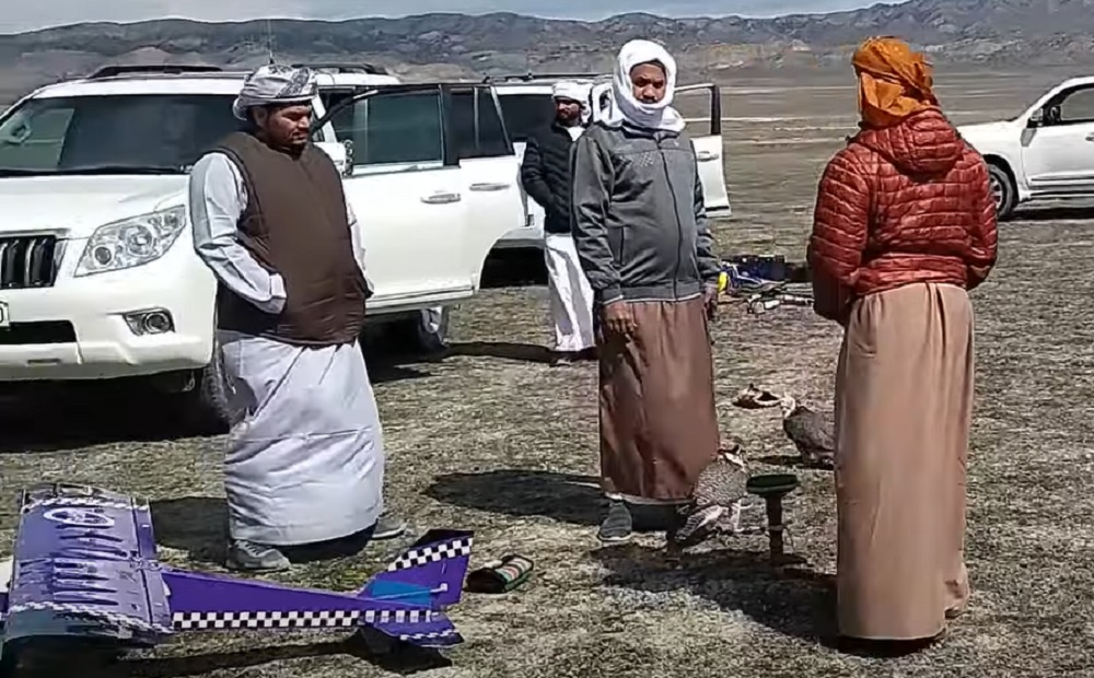 Арабские туристы в Азербайджане