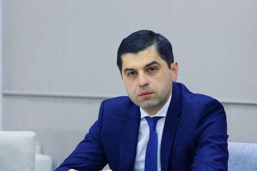 """Kaza Sabanadze istefaya gedib. İyunun 20-də o, qanunsuz əmrlər verib – """"Mtavari""""nin mənbəsi İvane Qulaşvili bildirib"""