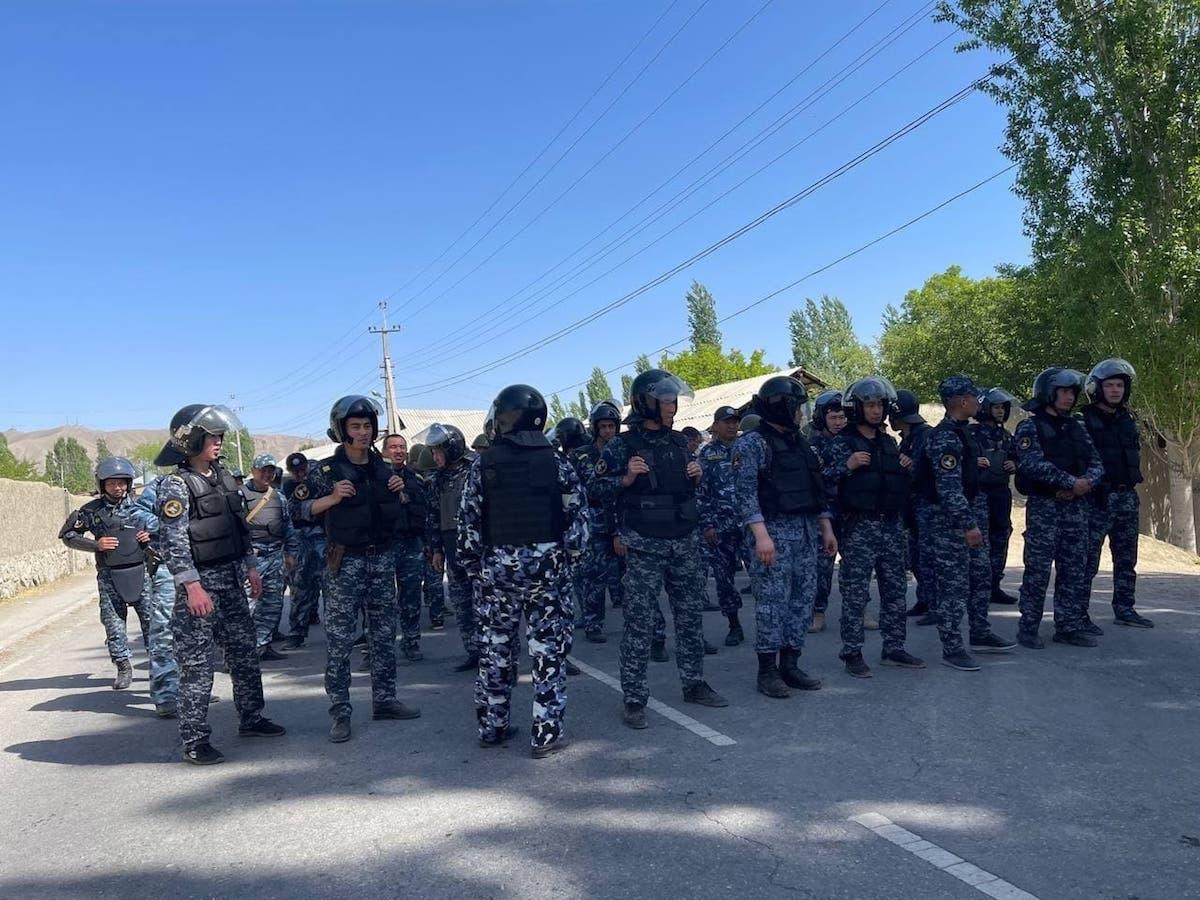 Սահմանային կոնֆլիկտ Ղրղզստանի և Տաջիկստանի միջև