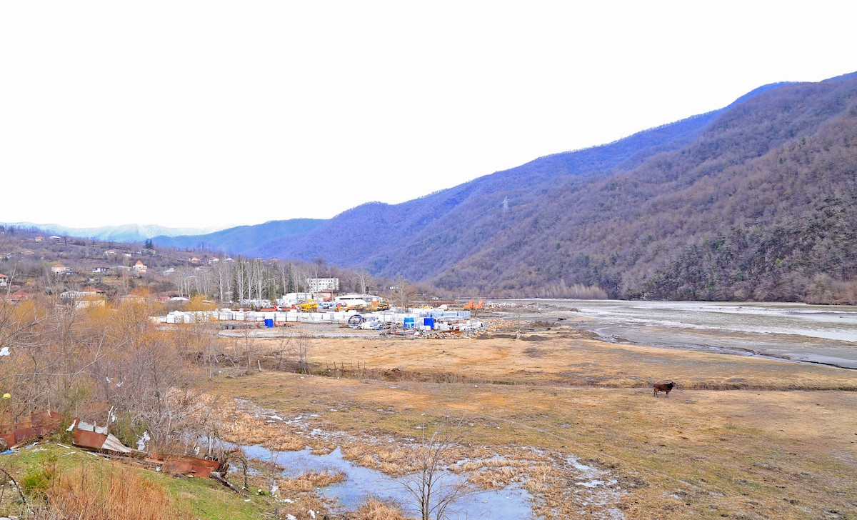 Opponents of hydroelectric power plants in Georgia come to an agreement with the authorities
