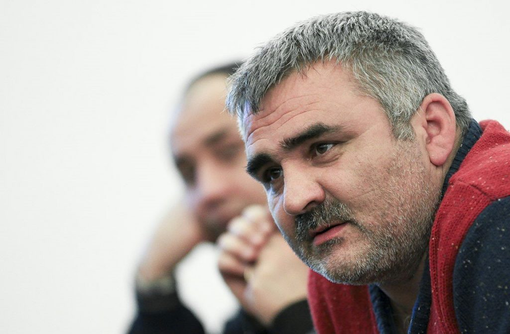 Ադրբեջանցի լրագրող Աֆղան Մուխտարլին