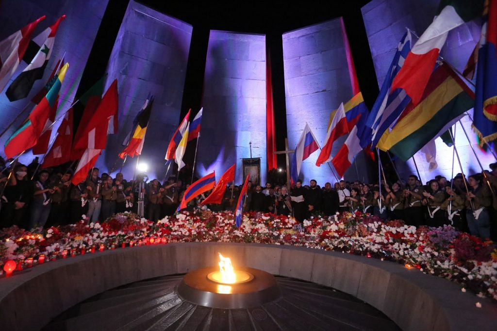 US President recognized the Armenian Genocide