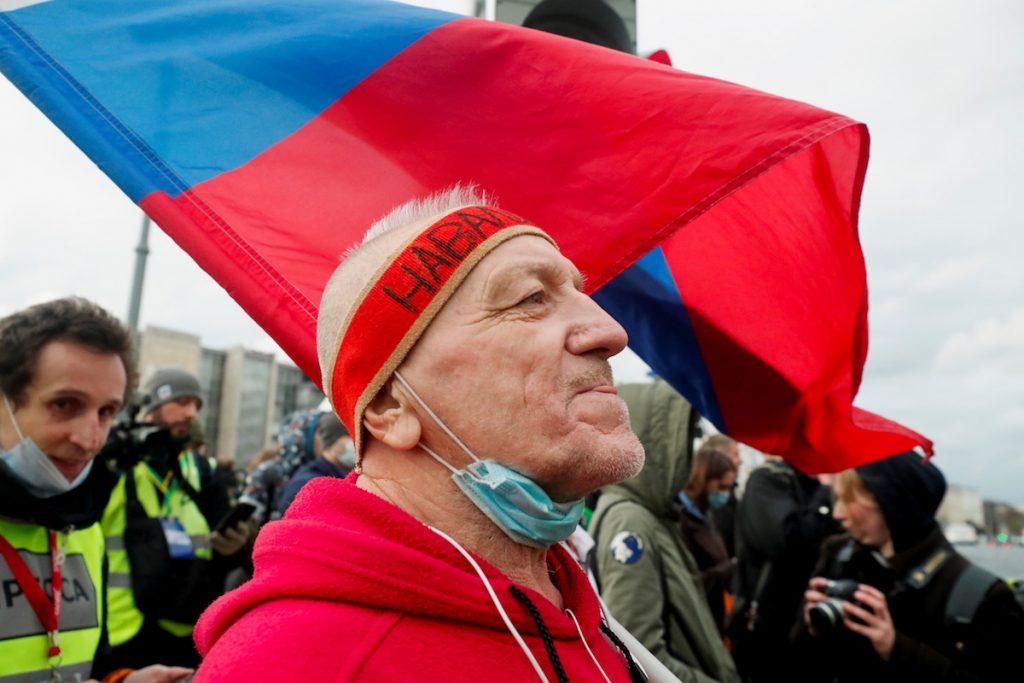 Ակցիաներ Ռուսաստանում՝ ի աջակցություն Նավալնու