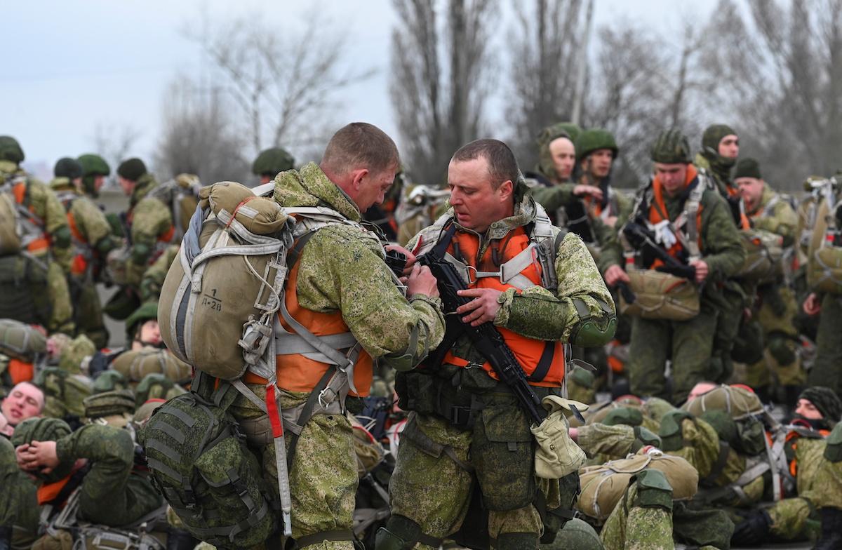 Ռուսաստանը հետ է քաշում զորքերն Ուկրաինայի սահմանից