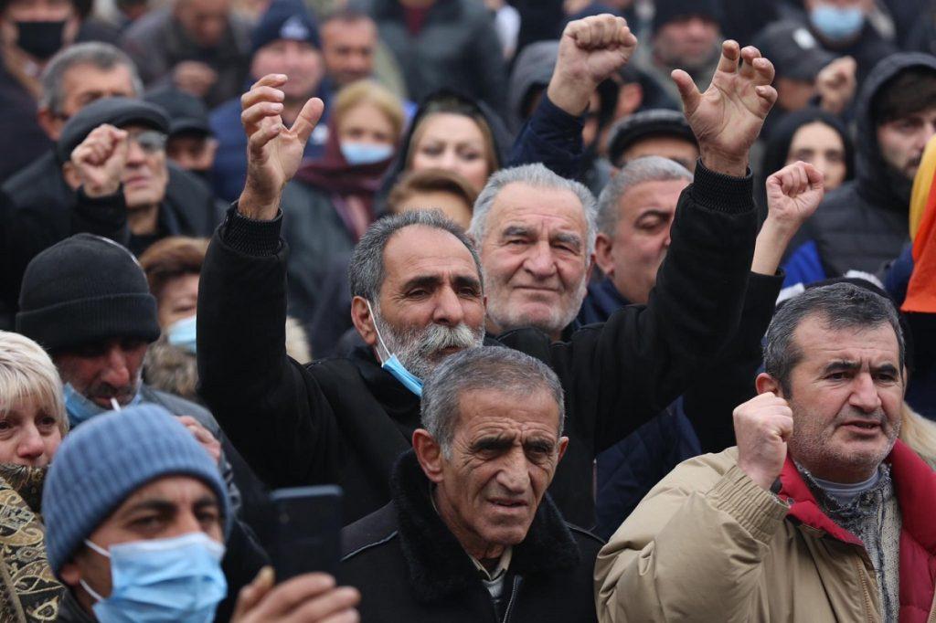 արտահերթ ընտրություններ Հայաստանում