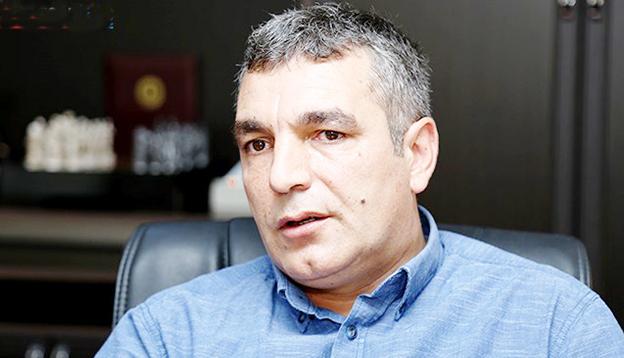 Натик Джафарли - лидер азербайджанской оппозиционной партии «Республиканская альтернатива»