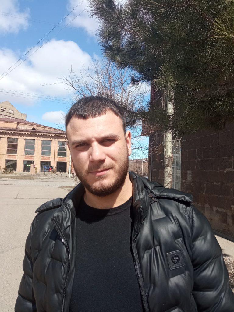Григор, 24 года, г. Гюмри, 2021г. Фото из личного архива Григора. О жизни переселенца из Карабаха