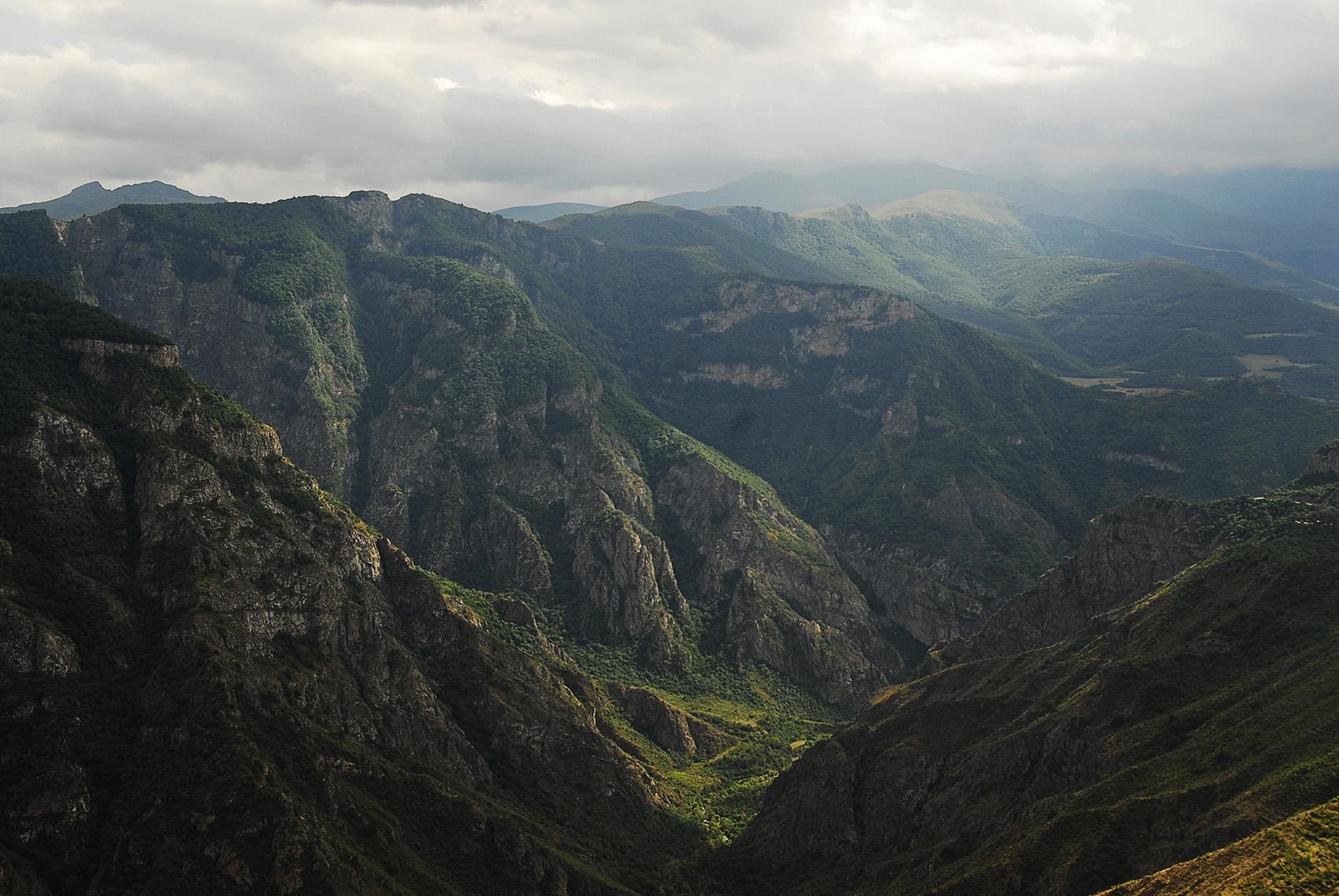 իրավիճակը Հայաստանի հարավային սահմանին