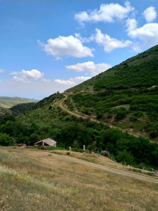 Haykavan, Hadrut region. Photo from the personal archive of Grigor. About the life of an immigrant from Karabakh