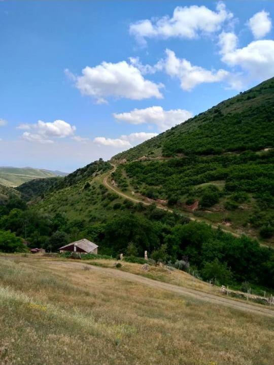 Айкаван, Гадрутский район. Фото из личного архива Григора. О жизни переселенца из Карабаха