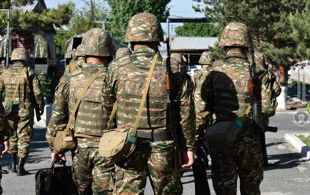 ծեծկռտուք հայ-ադրբեջանական սահմանին