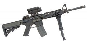Автоматическое огнестрельное оружие типа М-4