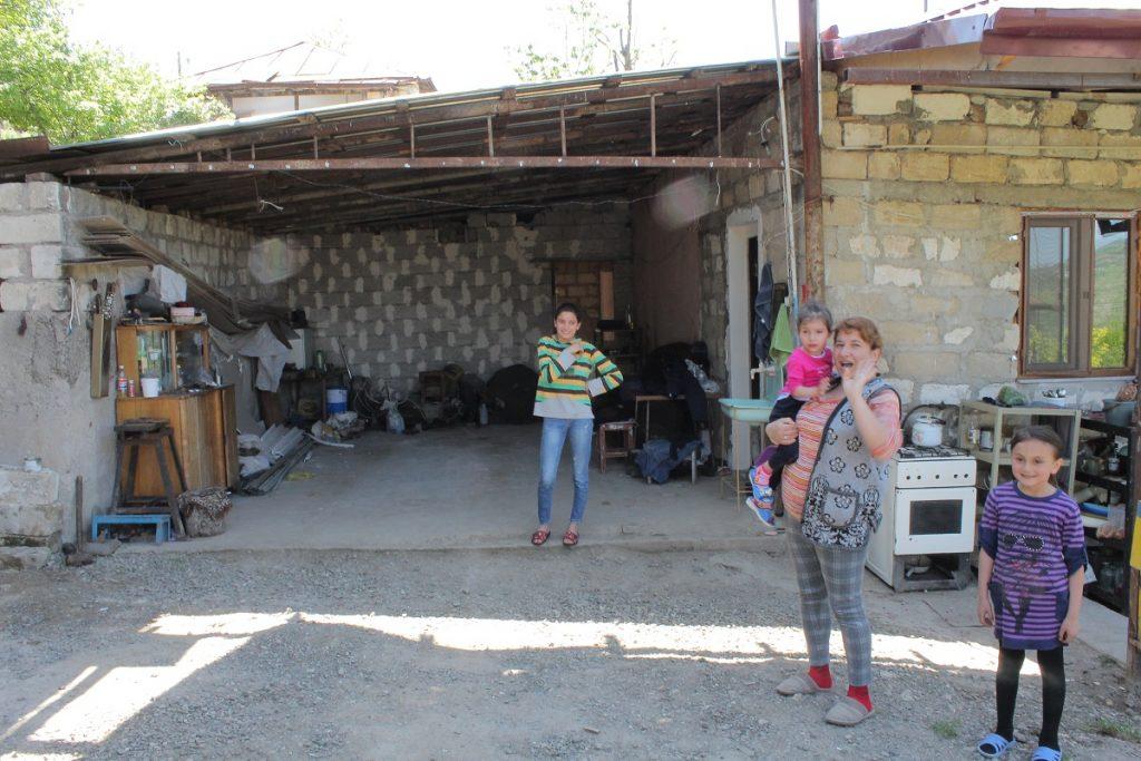 life in the unrecognized Nagorno-Karabakh