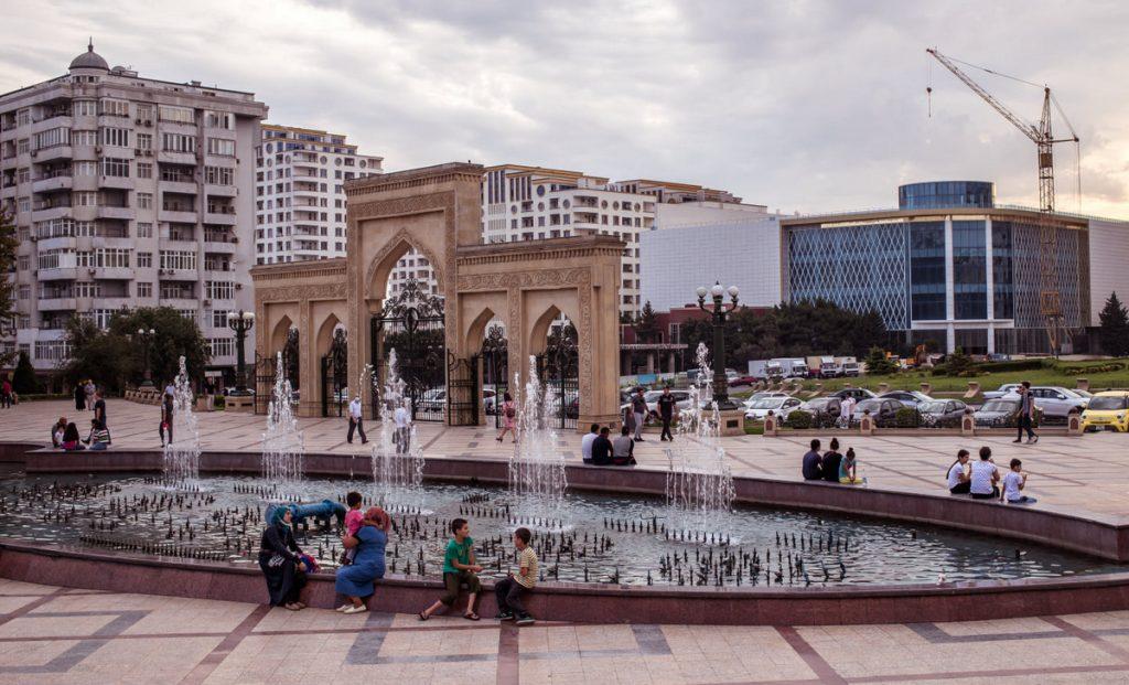 vaccination in Azerbaijan
