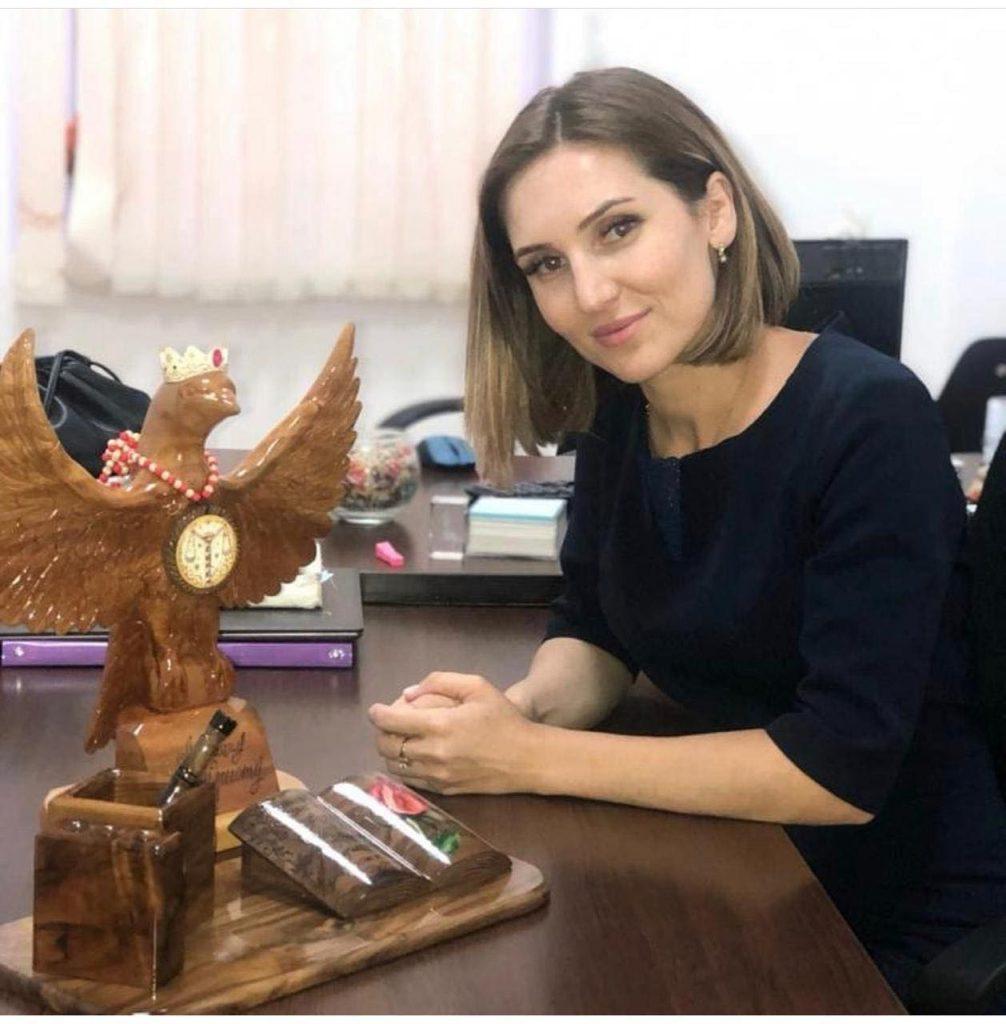 Адвокат Инга Габилая. Что рассказывает о себе самая известная молодая женщина-адвокат Абхазии