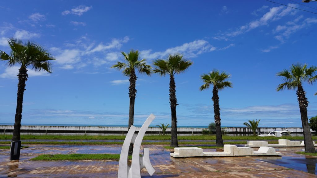 Anaklia: Georgia's forgotten Black Sea resort