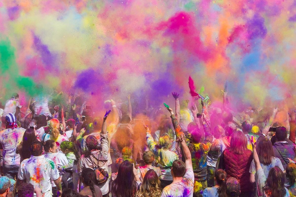 Ermənistanda Color festival