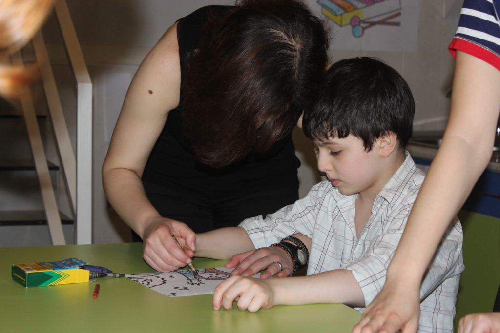 Как живут дети с ограниченными возможностями в Грузии. Фото: Из архива Центра аутизма.
