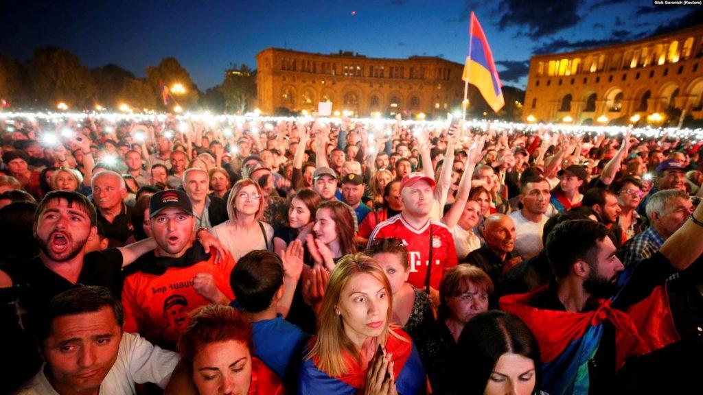 политолог о будущем Армении