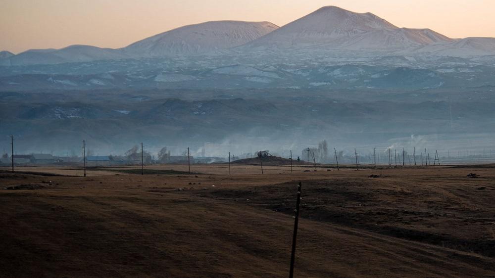 Граница Армении с Азербайджаном