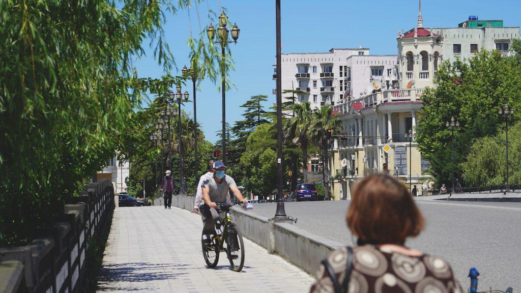 Փոթի, Վրաստան։ Լուսանկարը՝ Դավիթ Պիպիայի, JAMnews