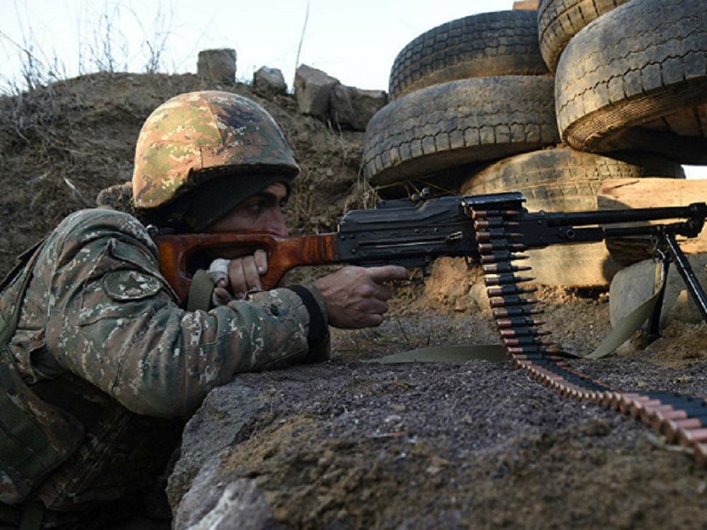 սրացում հայ-ադրբեջանական սահմանին