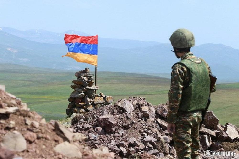 սրացումը հայ-ադրբեջանական սահմանին շարունակվում է