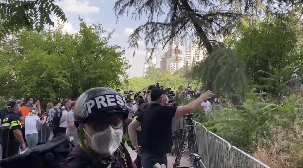 Pride в Тбилиси: драка с полицией и аресты