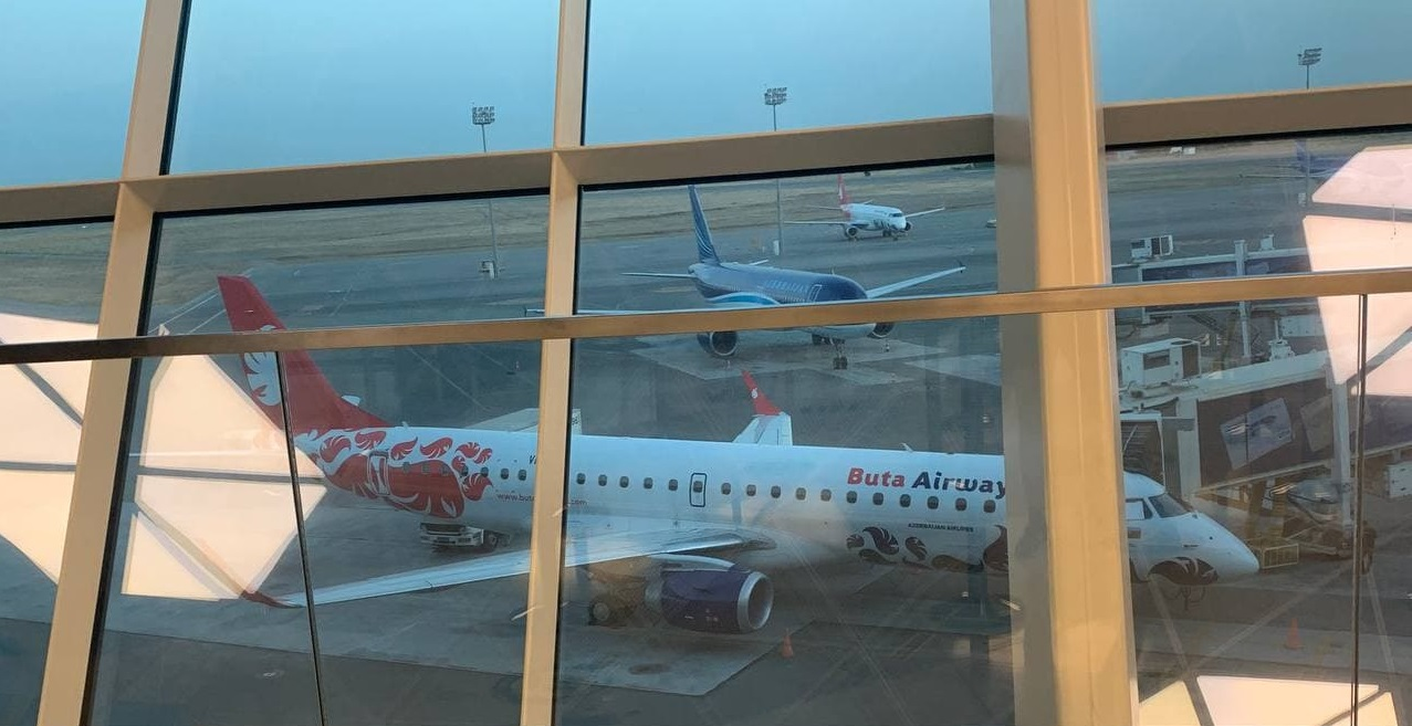 Everyone in Azerbaijan complains about air ticket prices