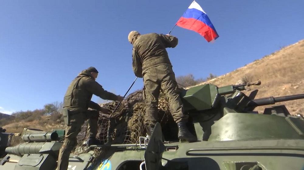 Россия играет на противостоянии Азербайджана с Арменией