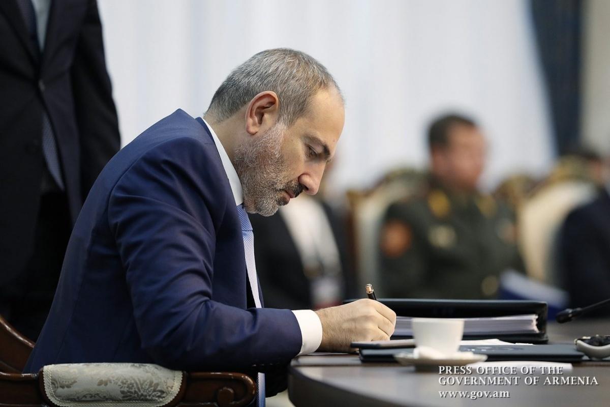 Հայաստանի նոր կառավարության անդամները