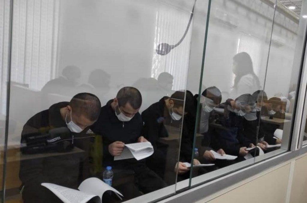 հայ ռազմագերիների ծնողների բողոքի ակցիան