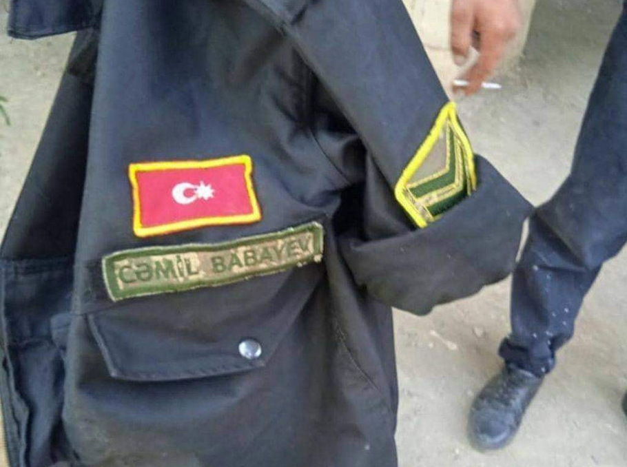 հայտնաբերվել է Ադրբեջանի ԶՈւ զինծառայողը