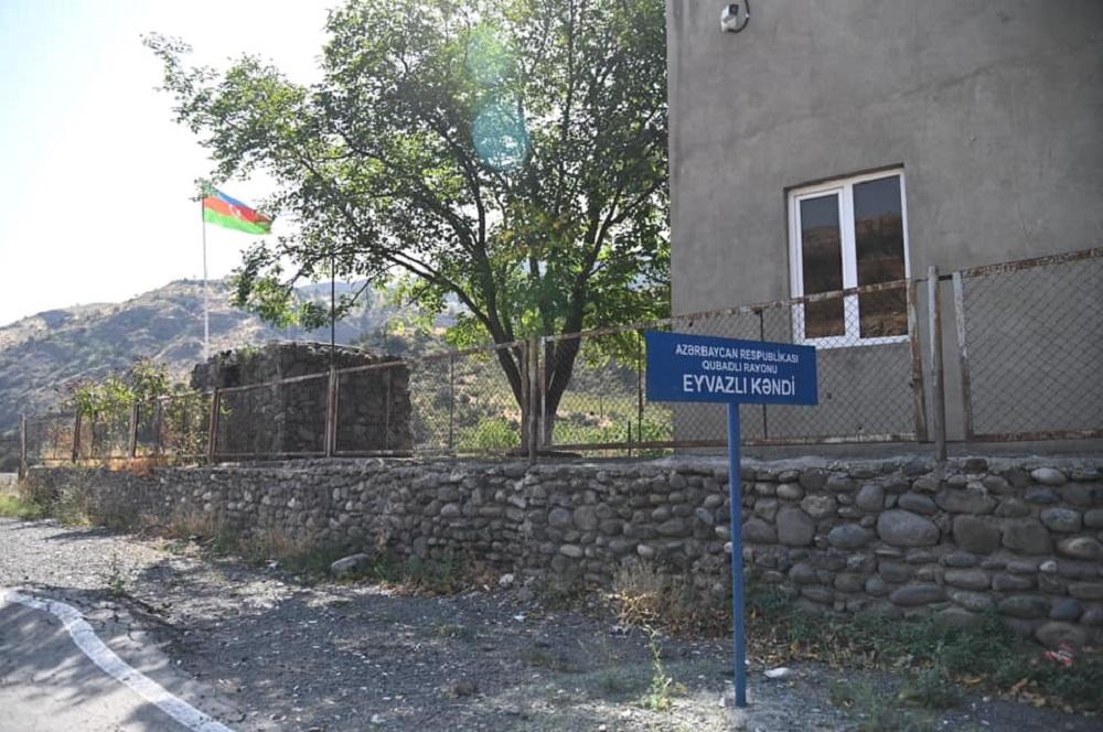 Կապան-Գորիս ճանապարհի մի հատվածն անցնում է Ադրբեջանի վերահսկողության տակ անցած Կուբաթլուի տարածքով