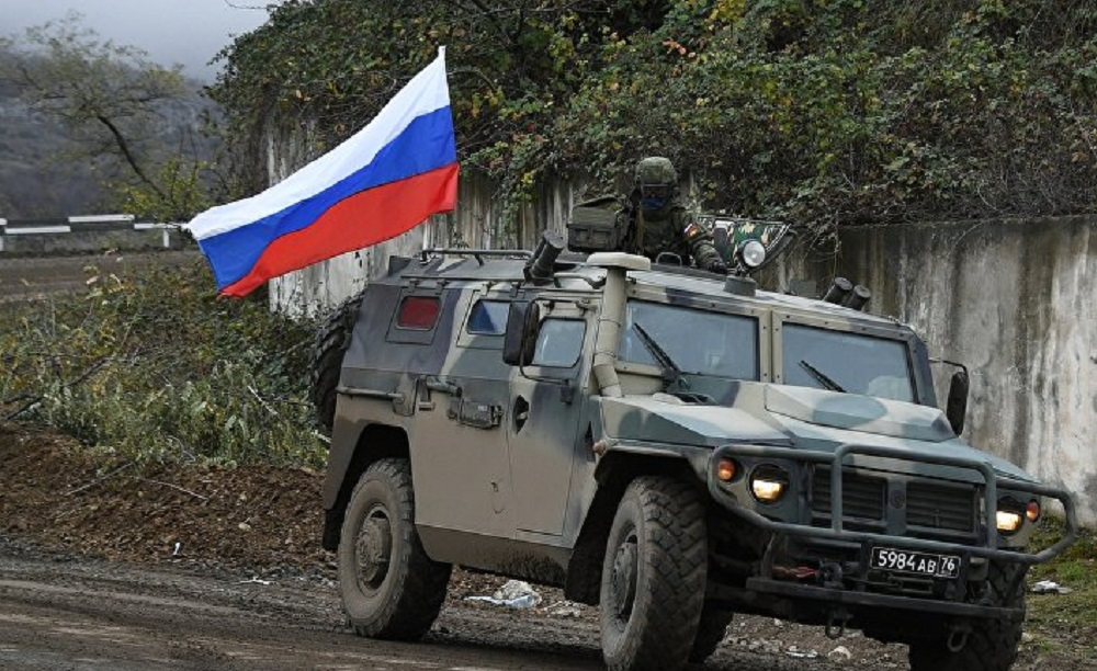 Россия уходит с Южного Кавказа