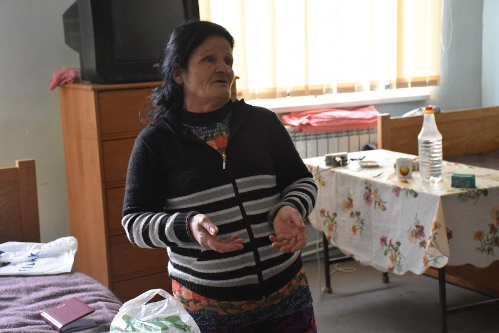 Avetisyan Larisa is the mother-in-law of Karine Melkonyan. Photo by Alexander Martirosyan