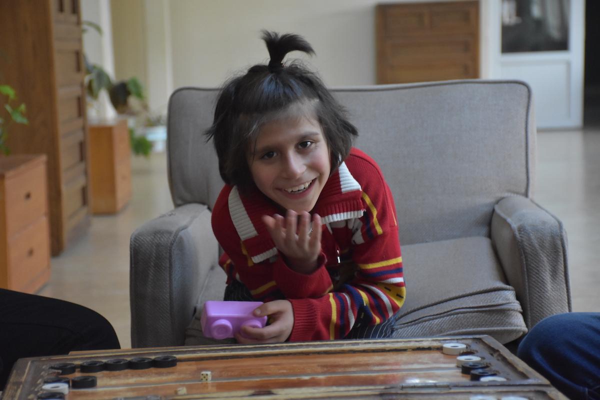 Ղարաբաղի հայ փախստականները պատերազմից հետո