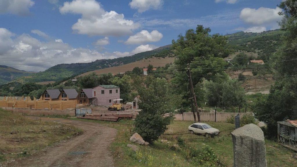 Дебед первое SMART-село