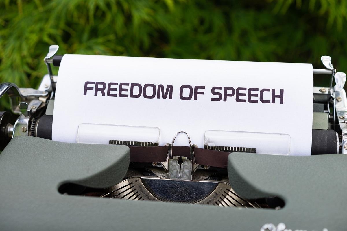 ограничение свободы слова