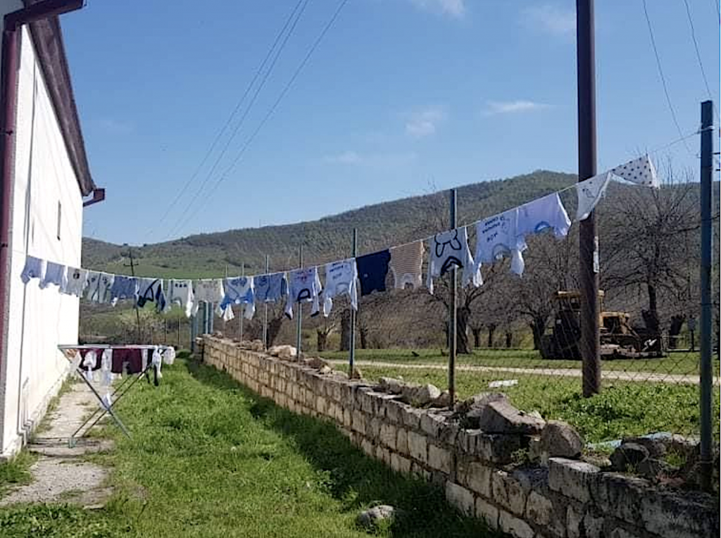 School in Karabakh village