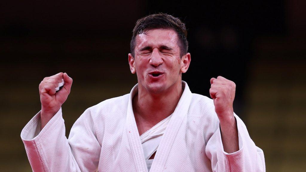 Լաշա Բեքաուրի։ REUTERS / Սերխիո Պերես Վրաստանի աննախադեպ հաջողությունն Օլիմպիադայում «պայմանավորված» արդյունքի շուրջ սկանդալն Ադրբեջանում Հայաստանը դատարան է դիմել