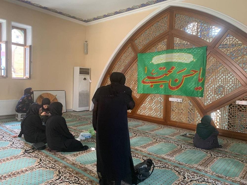 celebration of Ashura in Azerbaijan